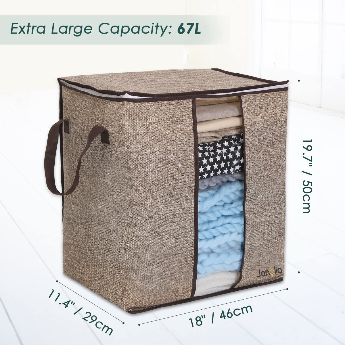 Bolsa de  67L para armario