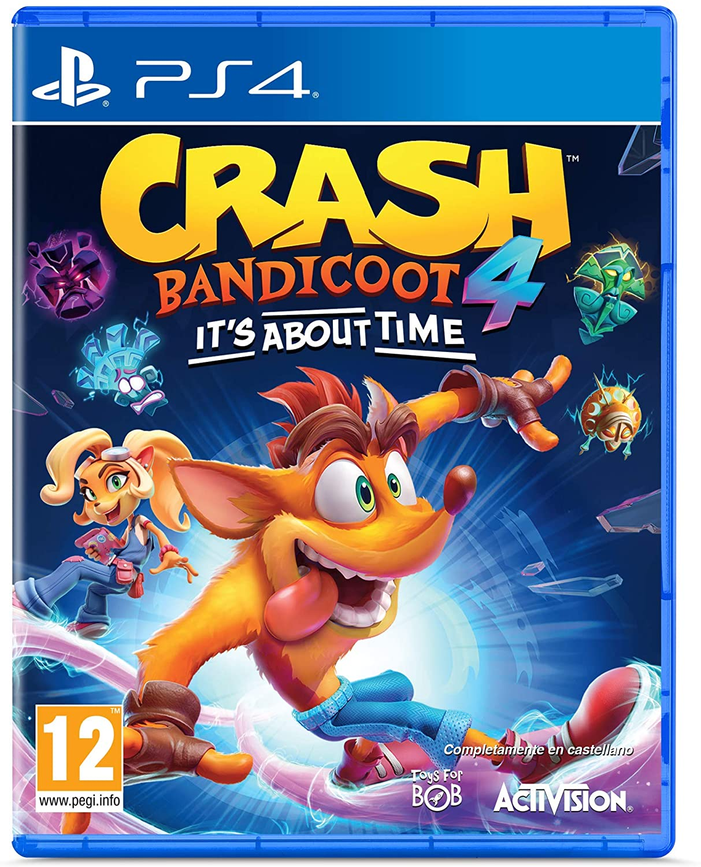 Crash Bandicoot 4: It's about time para PS4
