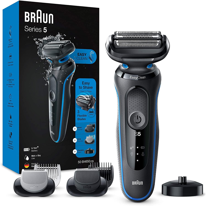 Afeitadora eléctrica Braun Series 5 50-B