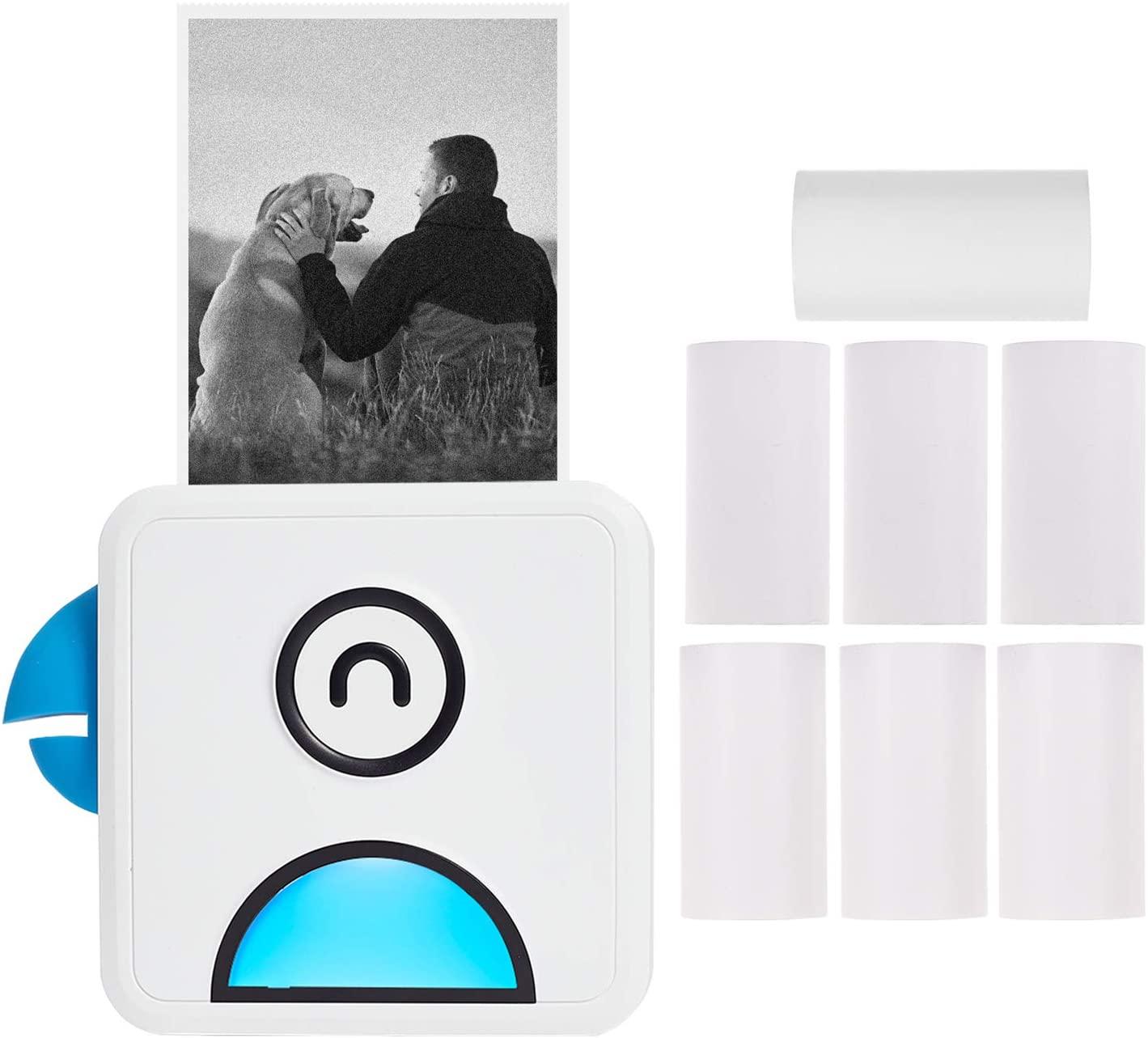 Impresora fotográfica térmica de bolsillo Aibecy