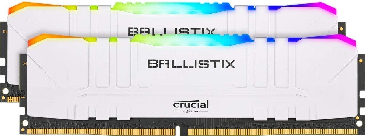 2X8GB Memoria RAM Crucial Ballistix 3200Mhz RGB