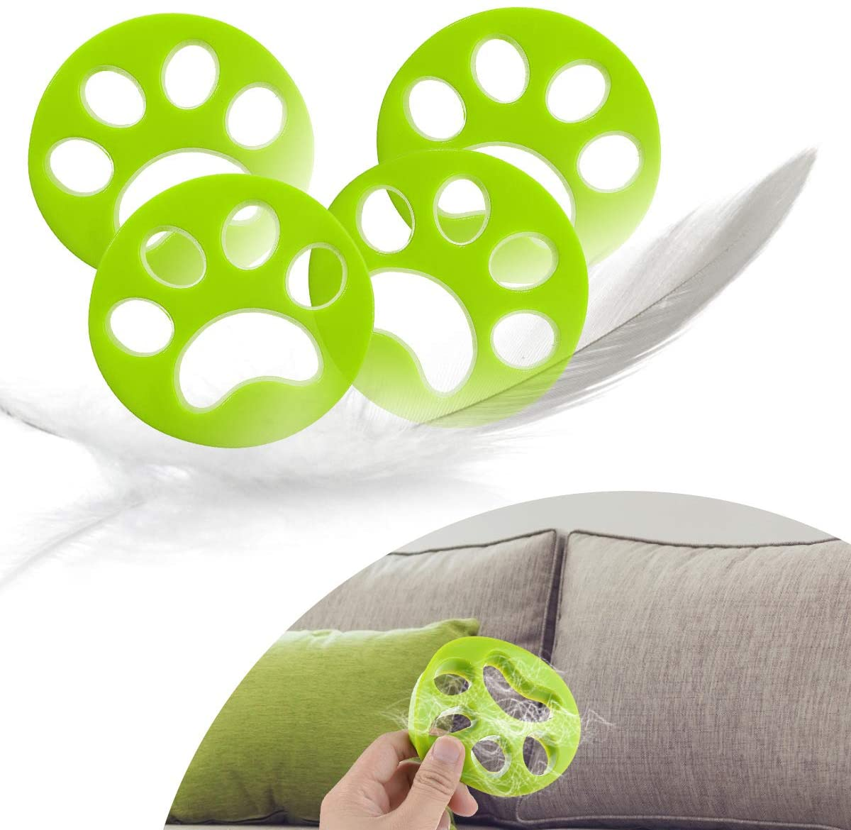 4 accesorios quita pelos para mascotas