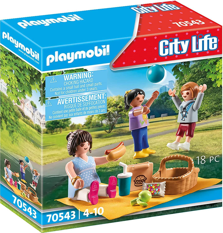PLAYMOBIL para Picnic en el Parque