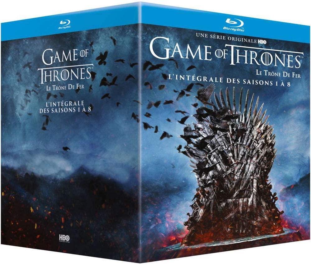 Game of Thrones Todas las Temporadas Blu-Ray