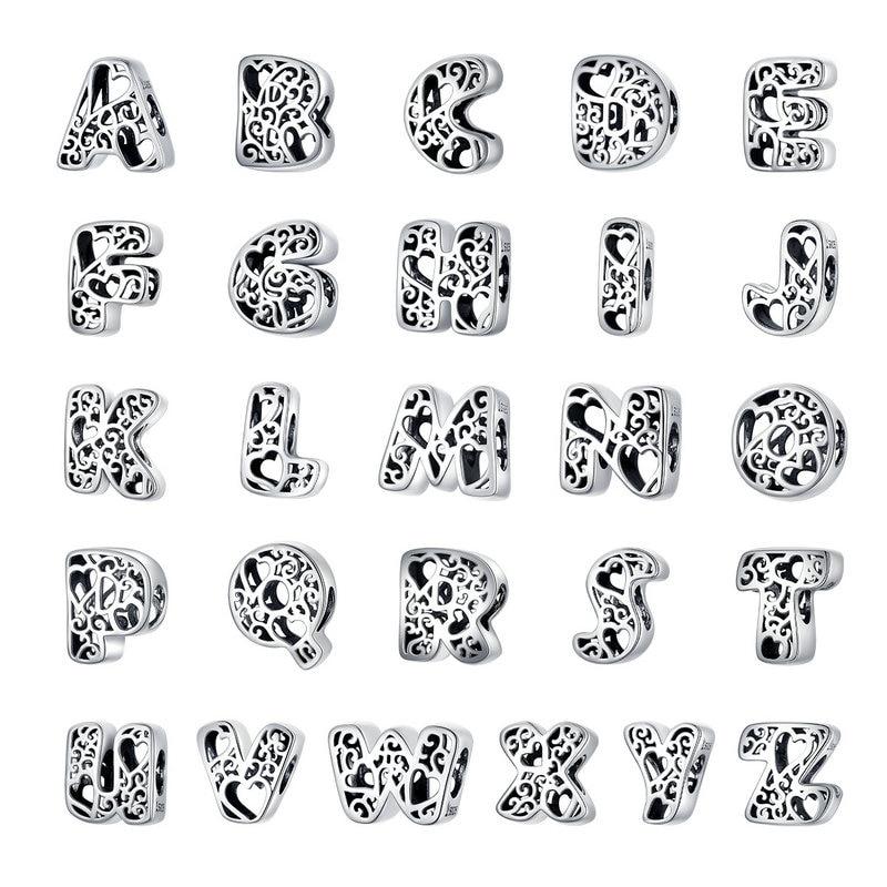 Abalorio letras