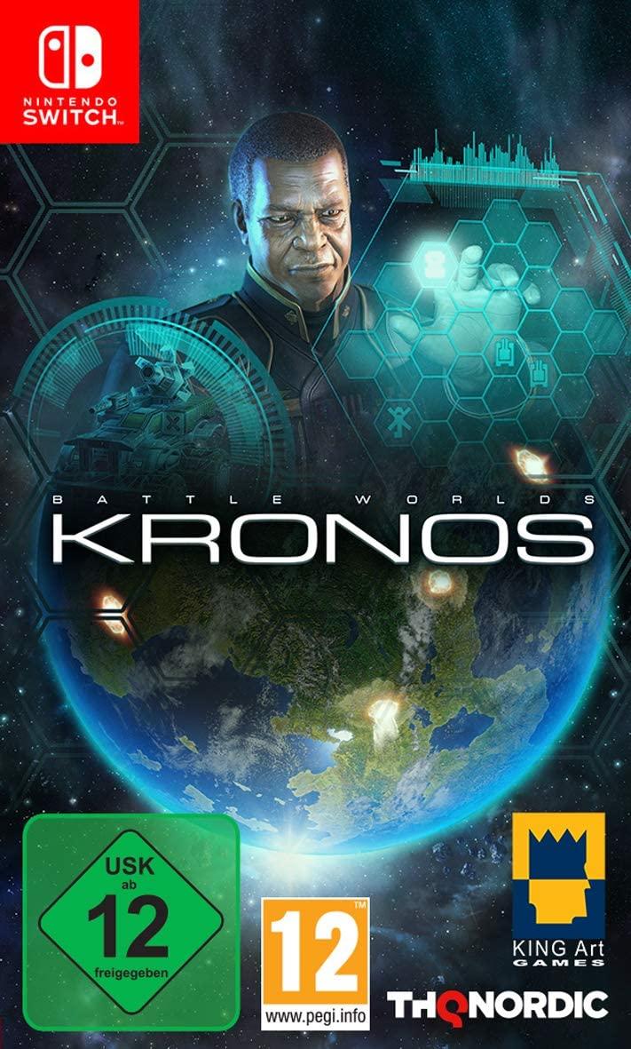 Battle Worlds Kronos para Nintendo Switch