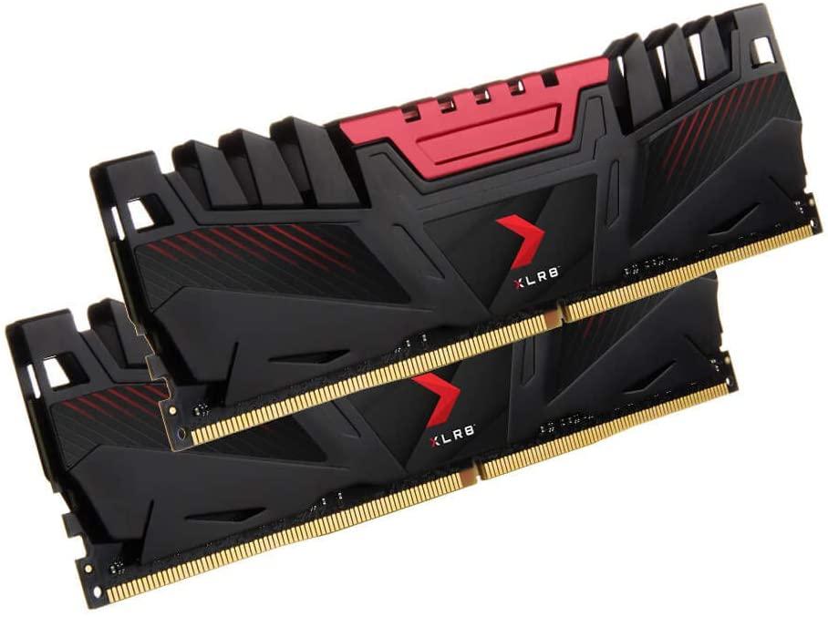 PNY Kit de Memoria RAM DDR4 16GB (2x8GB) 2666 MHz