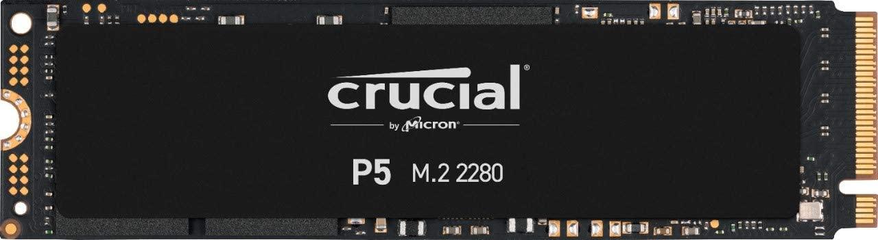SSD NVME Crucial P5 500GB
