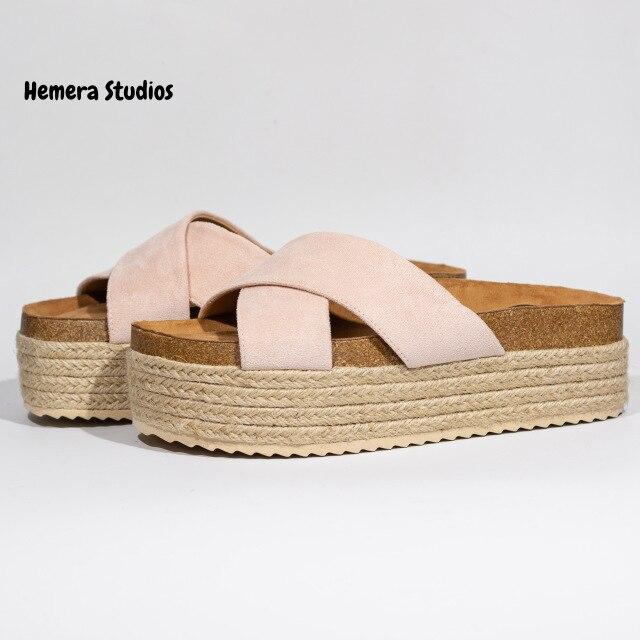 Sandalias de Plataforma Hemera Studios