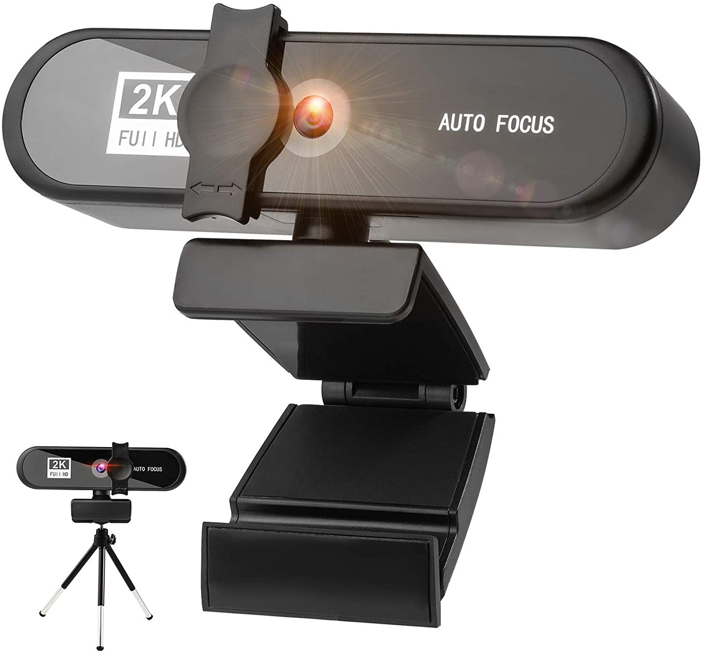 Aode Webcam 2K HD