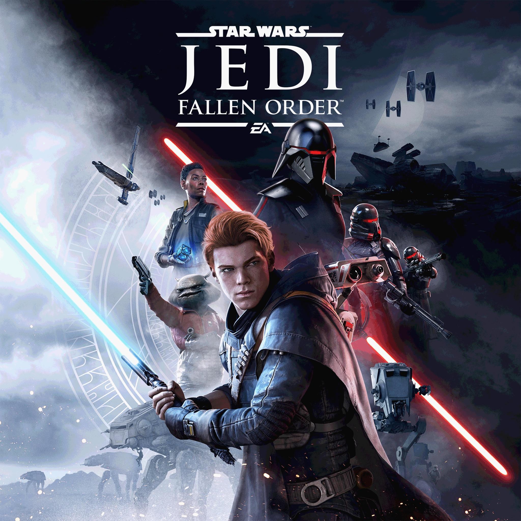STAR WARS Jedi: Fallen Order™ en Stadia PRO