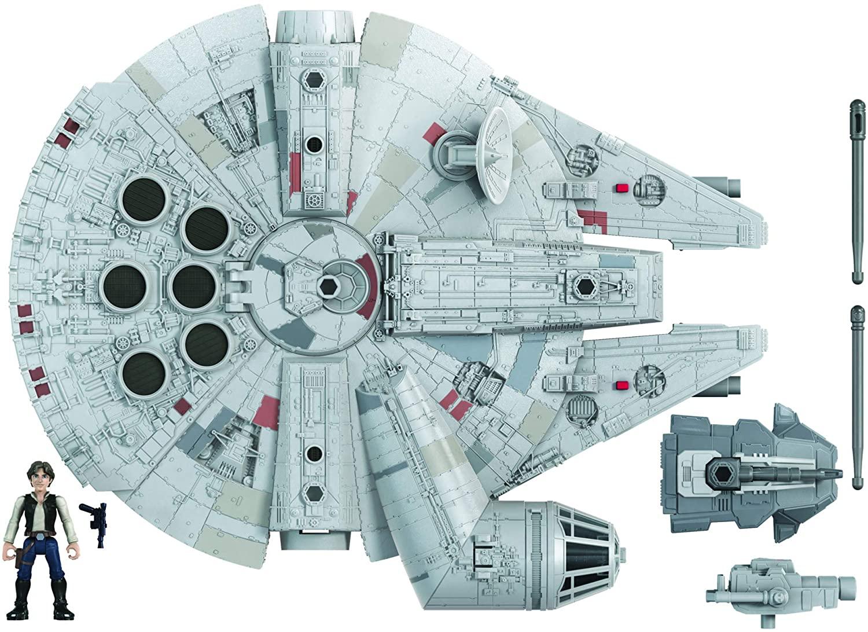 Figura Star Wars Halcón Milenario