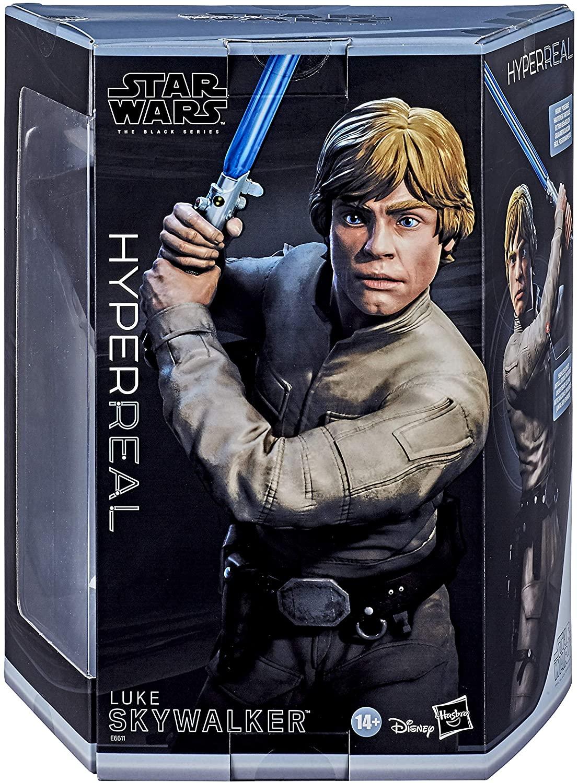 Figura Hasbro Luke Skywalker Star Wars