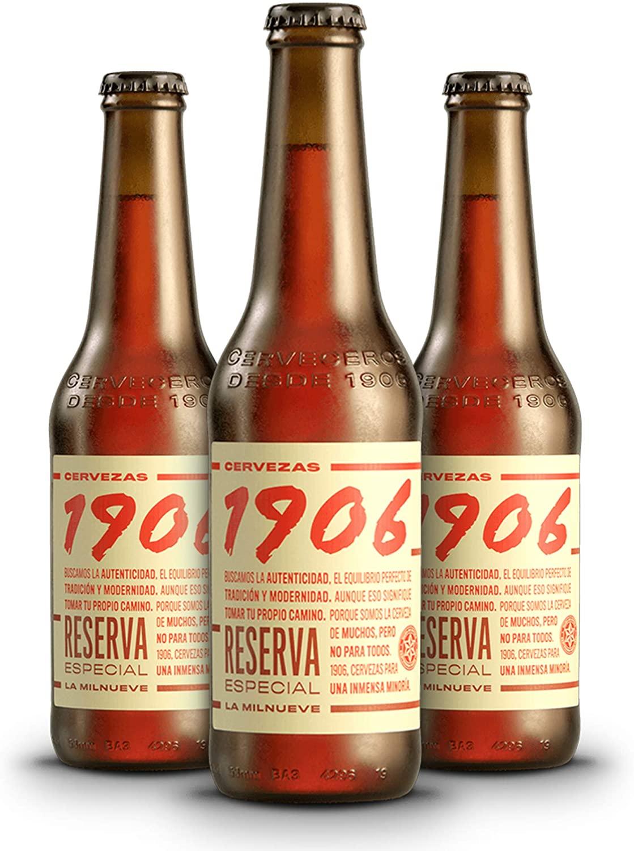 24x330ml Cerveza 1906 Reserva Especial