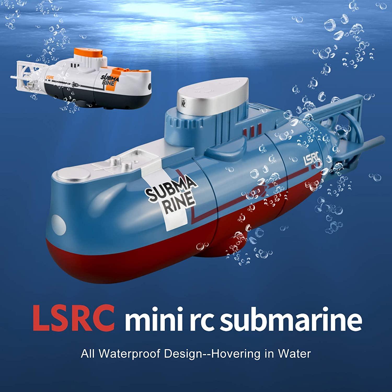 Mini submarino RC