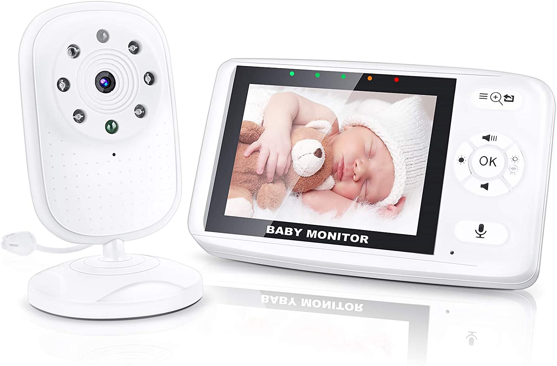 Monitor Vigila bebés con cámara