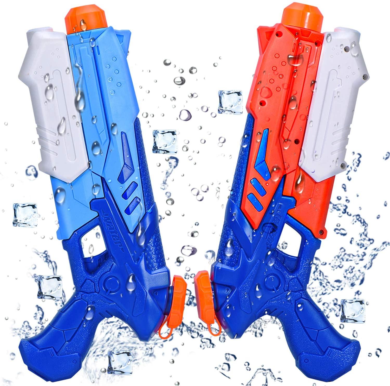 Pack 2 Pistolas de Agua Pistola 400ml