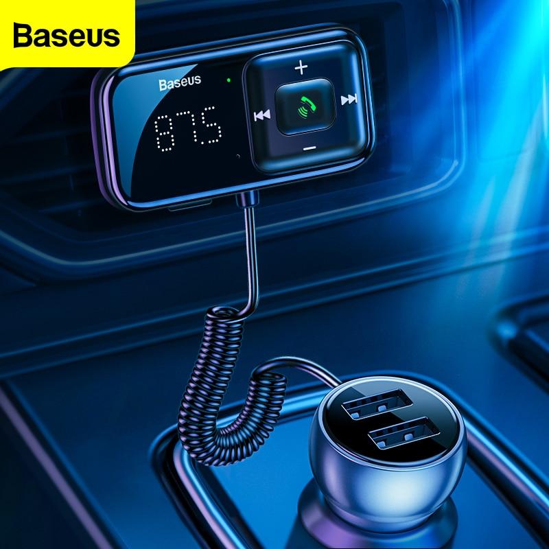 Transmisor FM Baseus Bluetooth 5.0