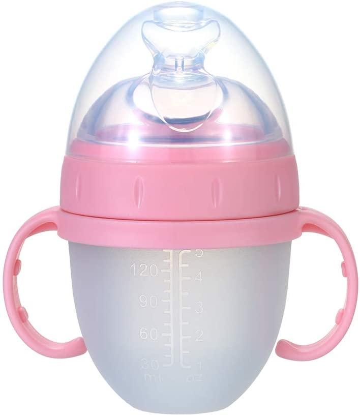 Vaso con boquilla para bebé