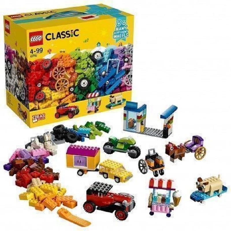 LEGO Caja de Ladrillos Creativos