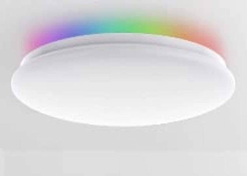 Lámpara de techo inteligente RGB LED