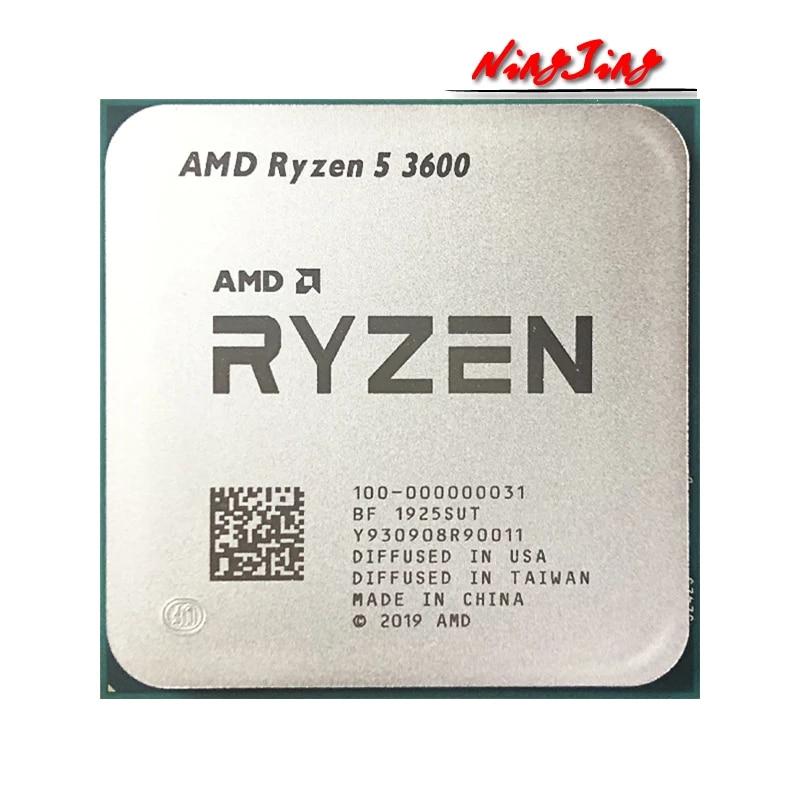 Procesador AMD Ryzen 5 3600 R5 3600 3,6 GHz