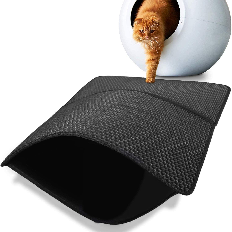 Alfombrilla de arena para gatos 55 x 75cm