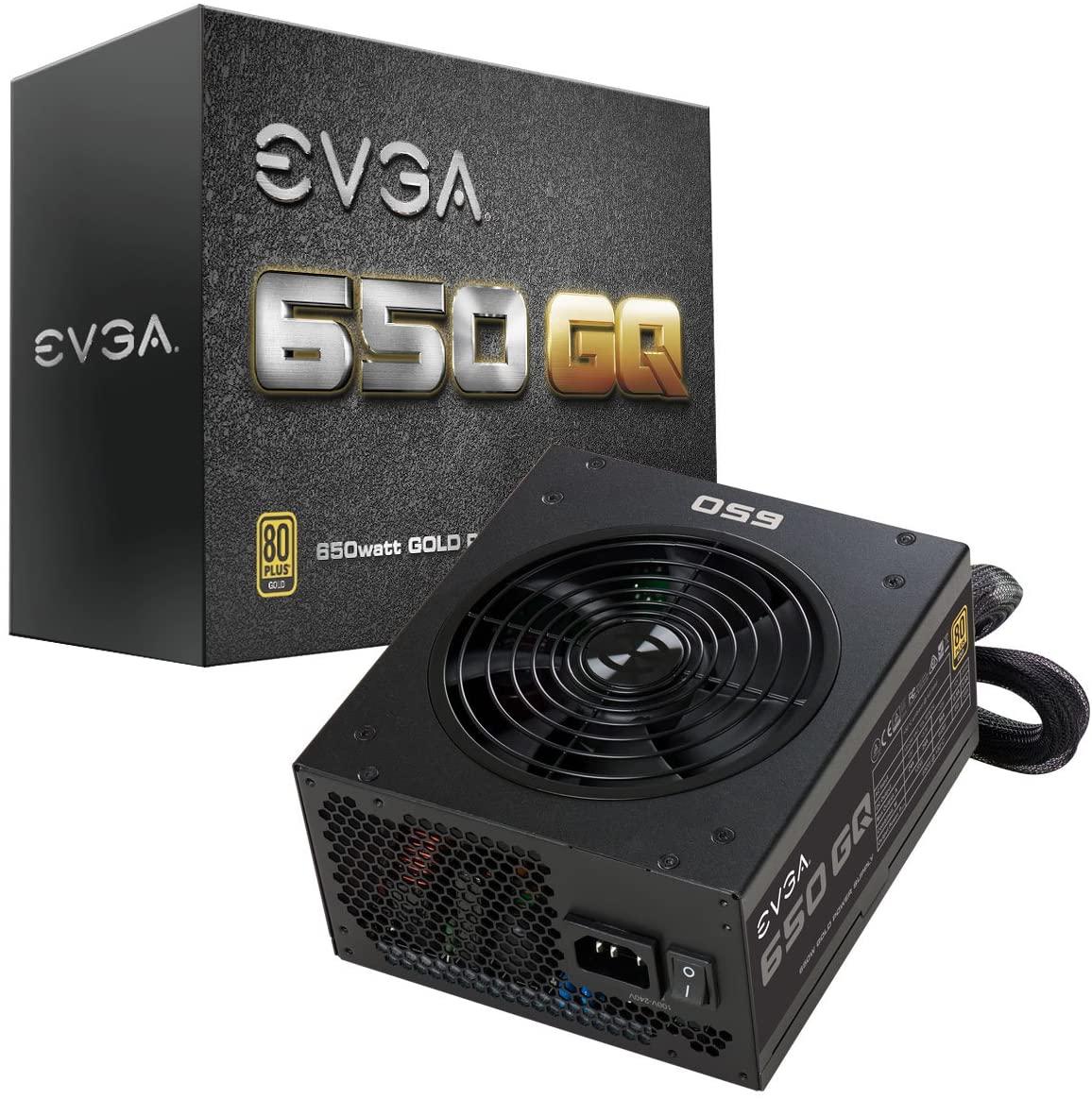 EVGA 650 GQ 80+ Gold