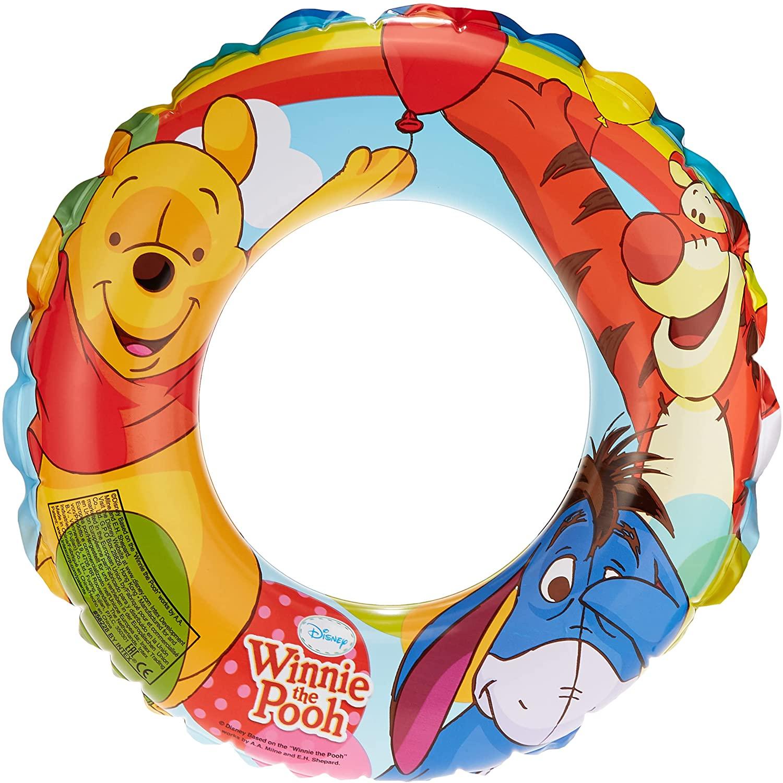 Flotador hinchable para niños Winnie the Pooh