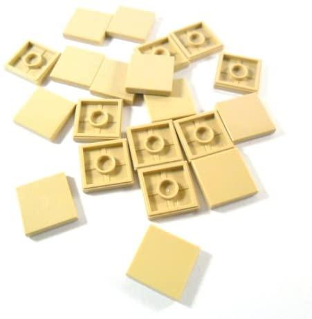 LEGO Bricks (20 Unidades, 2 x 2 pivotes)