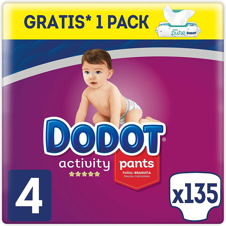 Pañales Dodot Activity Pants