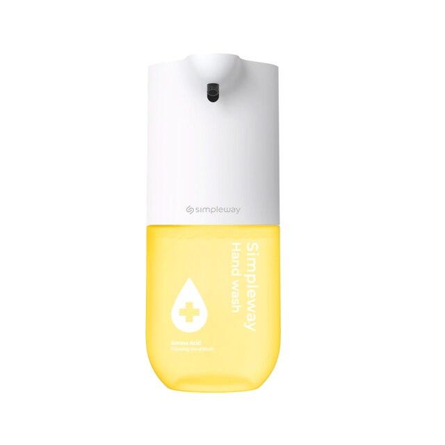 Dispensador de espuma automático Simpleway + gel desinfectante