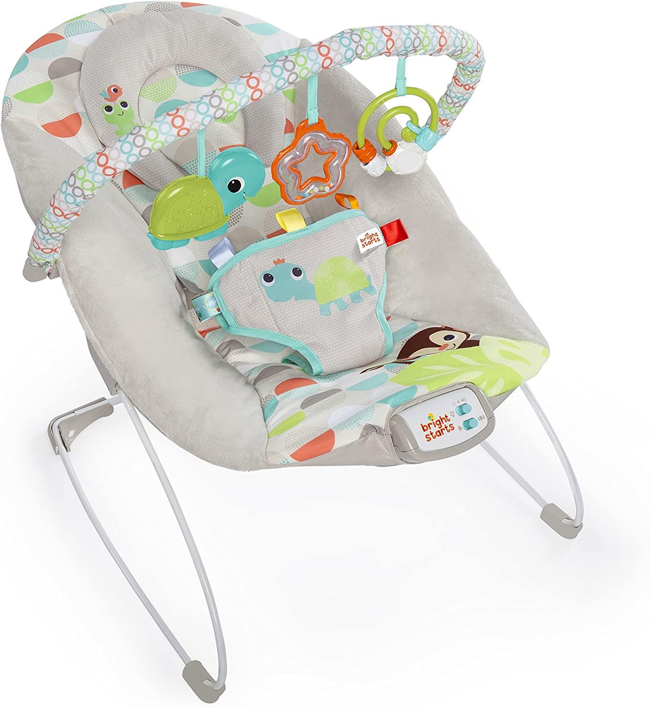 Hamaca bebé Bright Starts con vibraciones y melodías