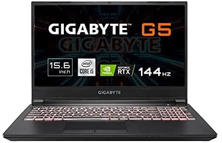 Portátil Gaming Gigabyte G5