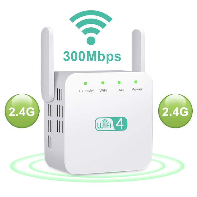 Repetidor WiFi de 5 Ghz