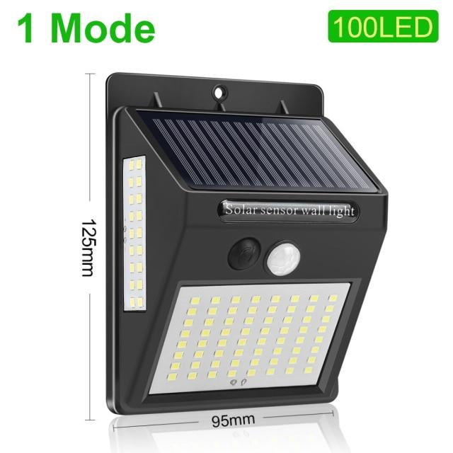 Foco luz LED con sensor de movimiento