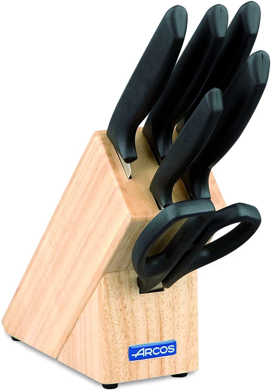 Arcos Niza Juego de cuchillos