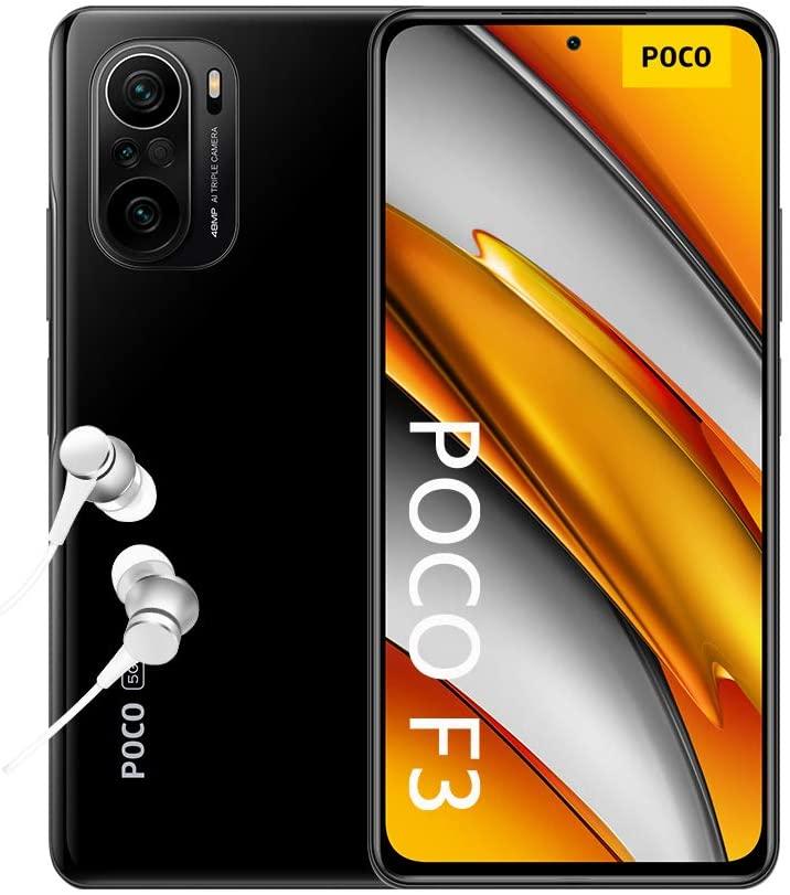 Poco F3 8GB/256GB + Auriculares Mi