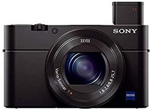 Cámara compacta de 20,1 MP Sony Cyber Shot DSC-RX100M3