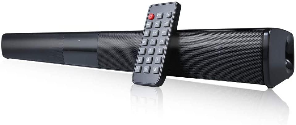 Barra de sonido para TV Docooler