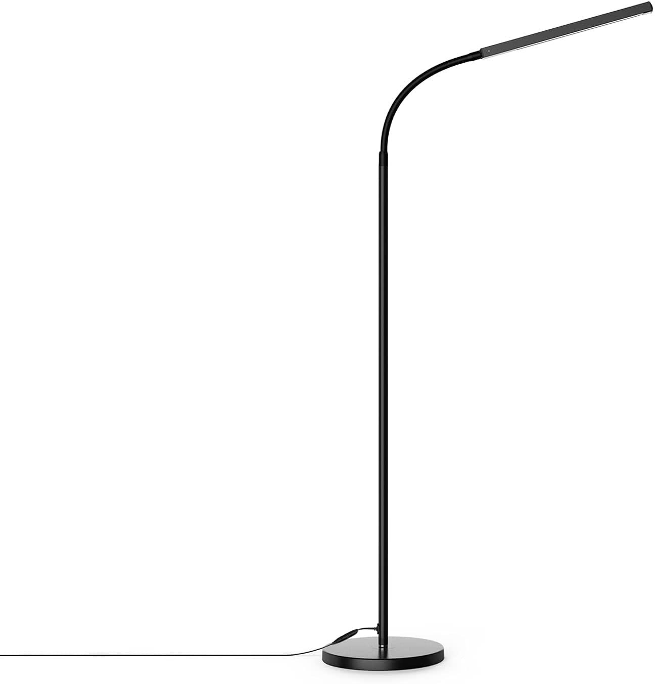 Lámpara de pie LED 360º
