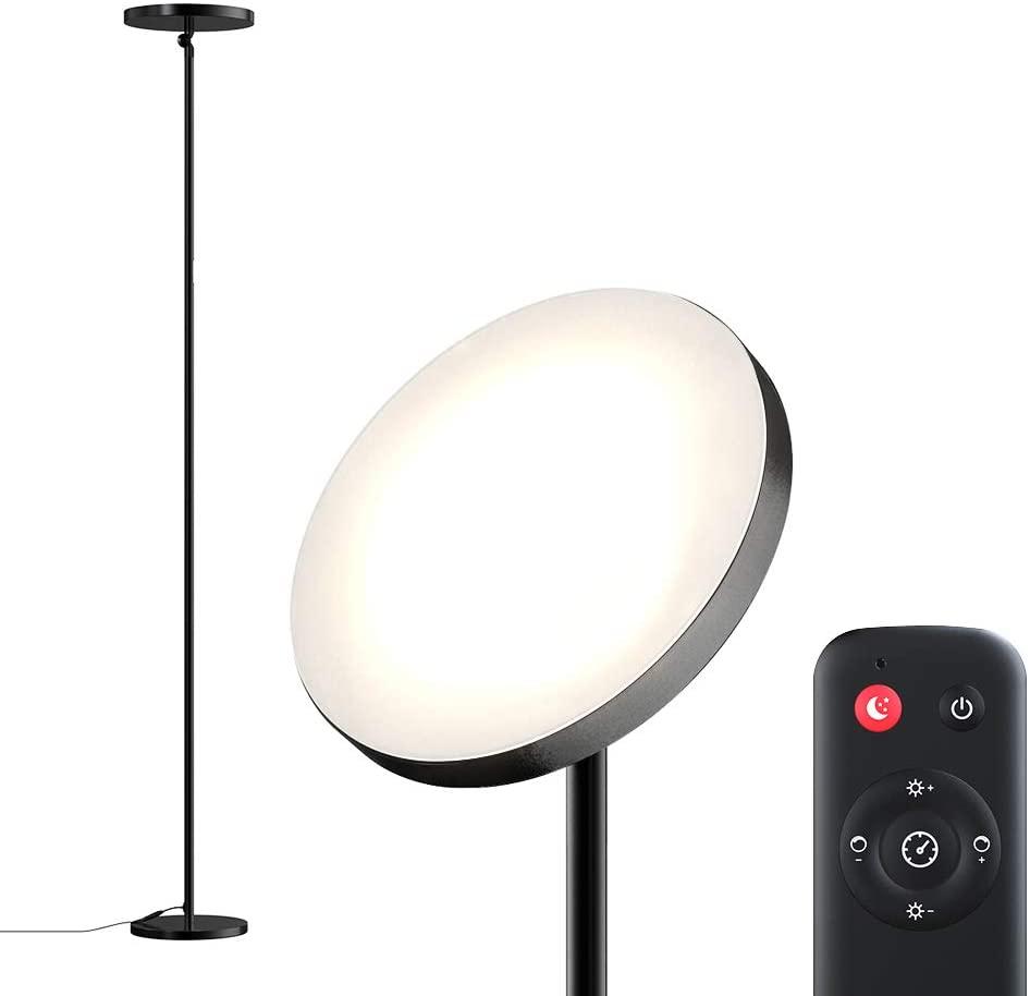 Lámpara de pie 2800lm 28W