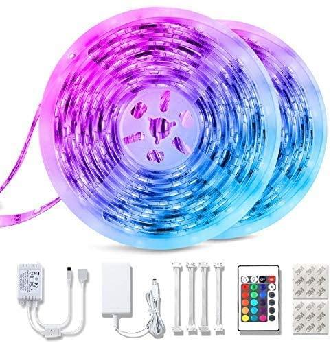 Tiras LED RGB de 10M