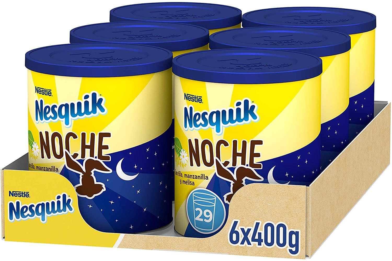 Nestlé Nesquik Noche 6 x 400g