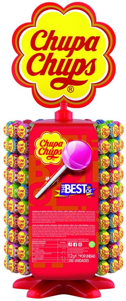 Chupa Chups Original 200 unidades
