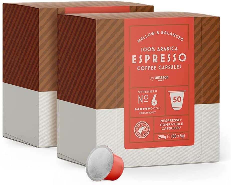 Selección de cápsulas de café by Amazon