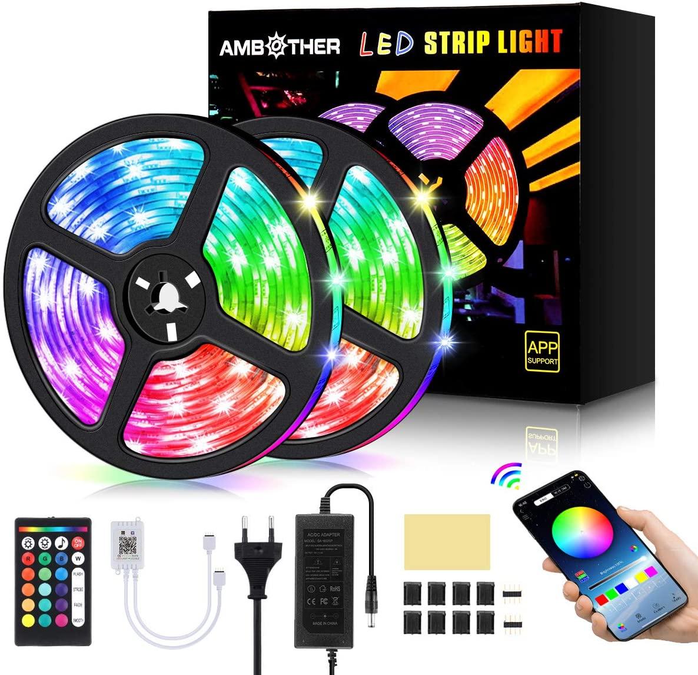 Tira LED RGB