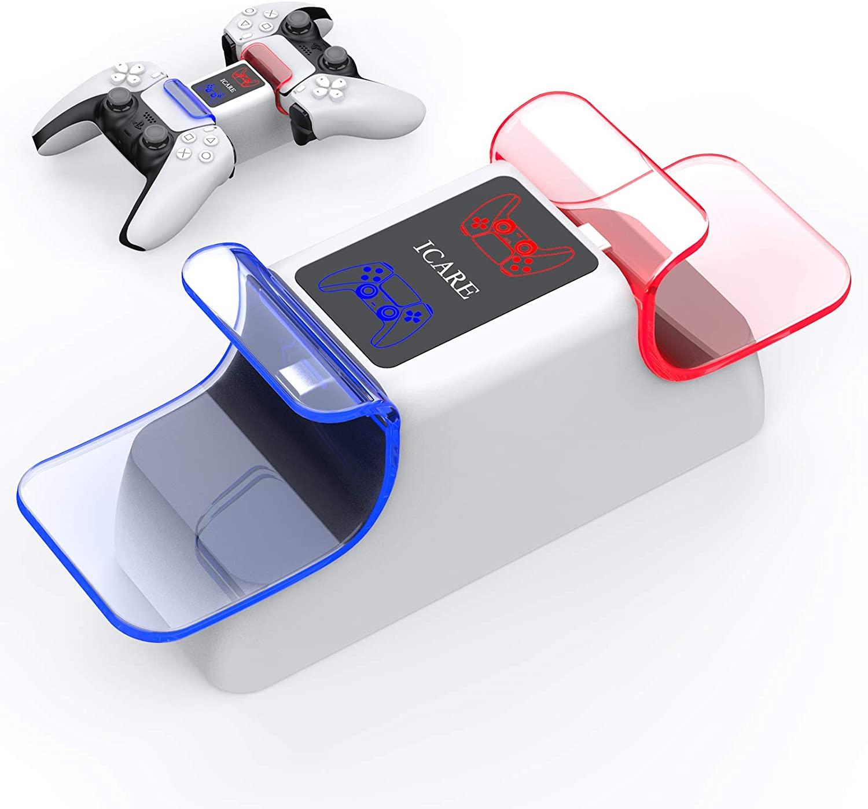 Cargador Dual para mandos de PS5