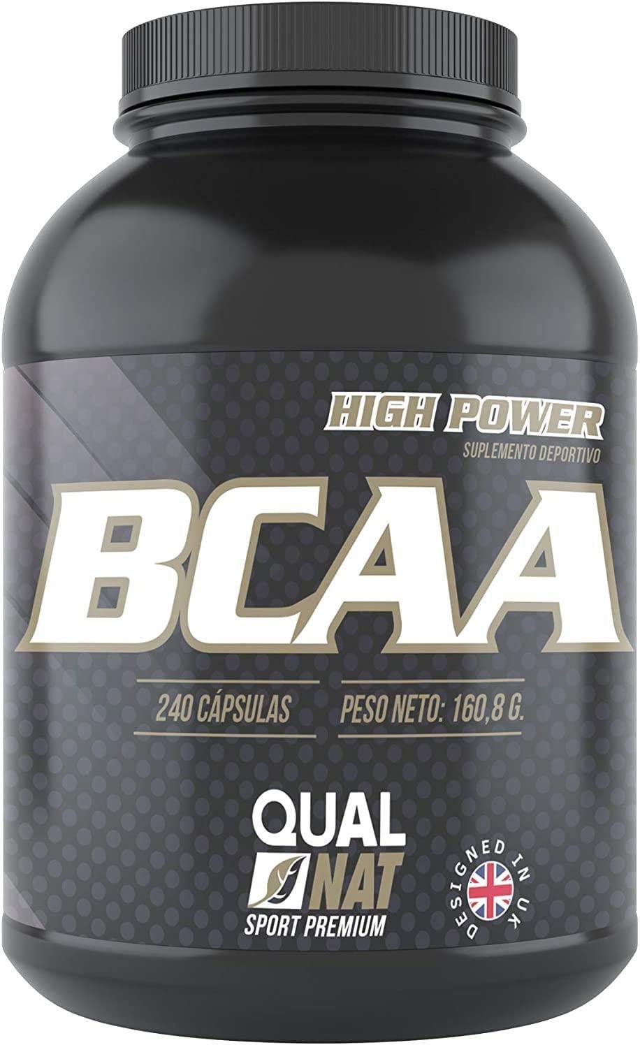 Suplemento de BCAA