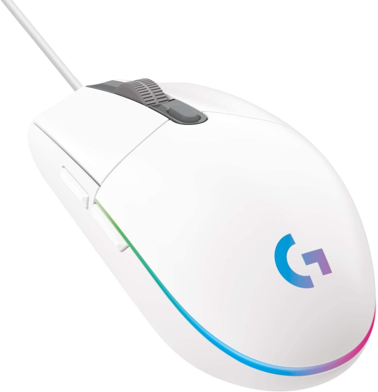 Ratón gaming Logitech G203 LIGHTSYNC